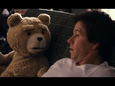 Ted - Official Movie Trailer 2012 (HD) I need to watch this movie LOL