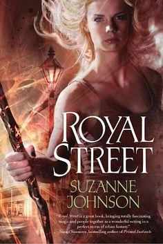 Sentinels of New Orleans - Royal Street
