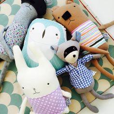 h a p p y  p i l e #softtoys #kidsdecor #babystuff #gingiber #hazelvillage…