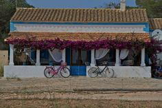 Formentera´s typical house