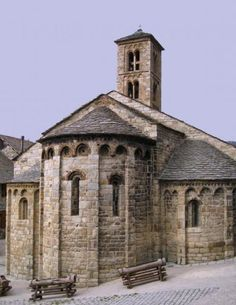 Santa María de Taüll  Vall de Boí, Lleida  http://www.fotoviajero.com