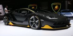 The Lamborghini Centenario Is Astounding in Person