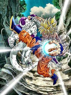 Dragon Ball Gt, Dbz, Goku Manga, Good Anime Series, Epic Art, Pictures To Draw, Anime Comics, Artwork, English