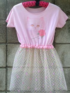 Cutsew to fairy kei dress inspo