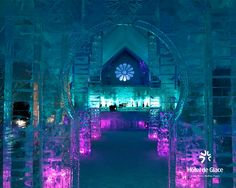 The Ice Hotel, Quebec City