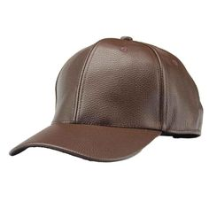 Sport Cap, HP95(TM) Women Girls Unisex Leater Hip-Hop Baseball Cap Outdoors Flat Snapback Hat (Coffee) ** Want to know more, click on the image.