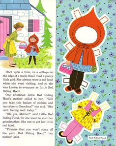 Little Red Riding Hood - Lorie Harding - Picasa Albums Web