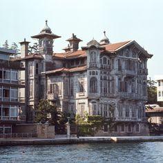 Afif Paşa Yalısı, Yeniköy