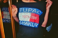 Tupac T at the Purple party - by Reza Nader