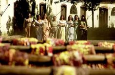 A Casa das Sete Mulheres.