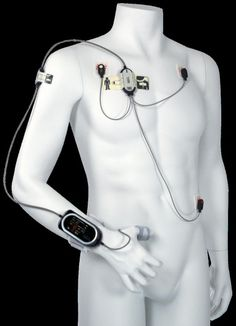 Wearable ViSi Mobile System lets doctors wirelessly monitor ...