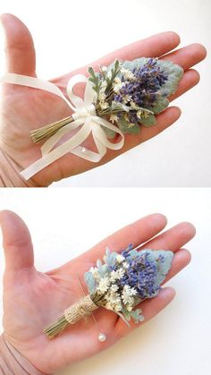 Impressive Wedding Photography Secrets And Ideas. Fabulous Wedding Photography Secrets And Ideas. Corsage Wedding, Wedding Bouquets, Wedding Flowers, Dried Flower Bouquet, Dried Flowers, Rustic Boutonniere, Boutonnieres, Homecoming Corsage, Hand Flowers