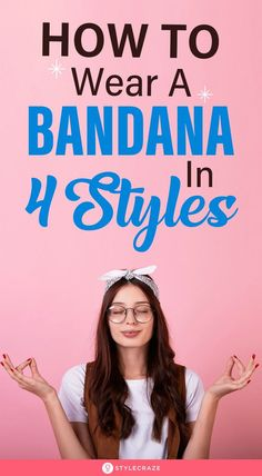 Natural Hair Care, Natural Hair Styles, H Style, Different Styles, Bandana Styles, Fashion And Beauty Tips, Friends Fashion, Hairdos, Hairstyles