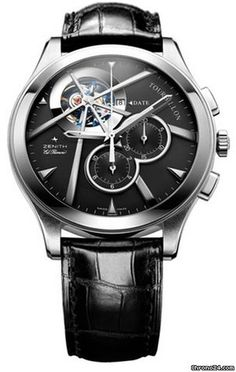 zenith men s chronomaster tourbillon moonphase day night watch quero um zenith tourbillon order now famous watches for men