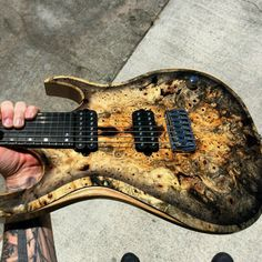 "2,070 Likes, 17 Comments - Kiesel/Carvin Guitars (@kieselcarvinguitars) on Instagram: ""Do you like buckeye burl tops?  #buckeyeburl #wow #kiesel #kieselguitars #guitarsdaily…"""