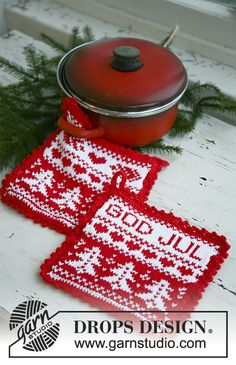 God Jul / DROPS Extra - Kostenlose Strickanleitungen von DROPS Design God Jul / DROPS Extra - Kostenlose Strickanleitungen von DROPS DesignMarigold Bonnet is worked from the back towards the forehead with increases. Swedish Christmas, Christmas Hat, Christmas Knitting, A Christmas Story, Drops Design, Knitting Patterns Free, Free Knitting, Drops Karisma, Norwegian Knitting