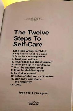 the twelve steps to self-care Wisdom Quotes, True Quotes, Book Quotes, Words Quotes, Motivational Quotes, Inspirational Quotes, Sayings, Cherish Quotes, Lesson Quotes