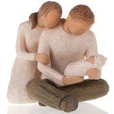 Willow tree figurines New Life - la nuova vita | vendita online su HOLYART