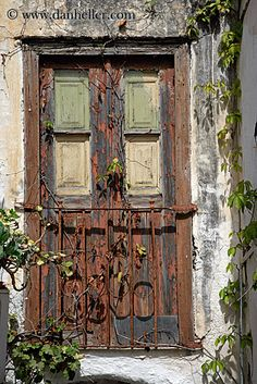 Beautiful Rustic Old Doors!