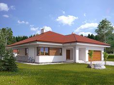 House Balcony Design, Village House Design, Village Houses, Small House Design, House Plans Mansion, Family House Plans, Modern Bungalow House, Bungalow House Plans, Home Building Design