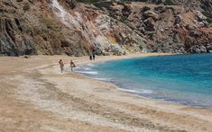 Mines, Catacombs and Glorious Beaches: A Guide to Milos