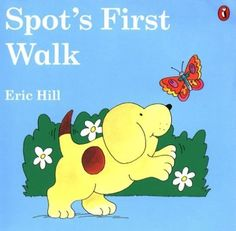 Spot's First Walk (color) by Eric Hill. Both my 6 year old and 2 year old love this book for different reasons.