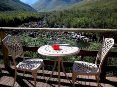 View of the Maluti Mountains from River lodge, Lesotho #Lesotho #Malibalodge #Malibariverlodge
