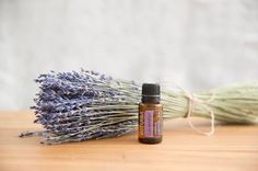Due to Lavender's versatile properties, it is considered the must-have oil to have on hand at all times. One of the uses of Lavender oil is to put 2-3 drops on dried lavender to boost its scent and provide calming feelings in your home.