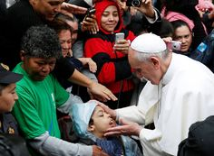 pope francis caring for the poor | Pope Francis' Top 5 Justice Quotes From World Youth Day