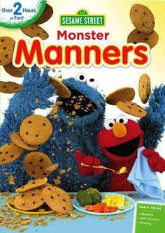 REVIEW AND GIVEAWAY - Sesame Street: Monster Manners DVD - Mom Knows It All. : Mom Knows It All.#comment-124974#comment-124974#comment-124974