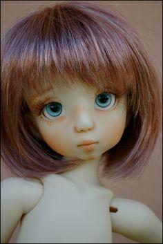 JpopDolls.net ™::Dolls::Linda Macario Dolls::Giulia in fair skin by Linda Macario (PREORDER)