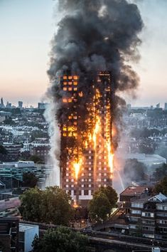 Shameless Tory council leader blames Grenfell Tower block residents for lack of sprinklers claiming they didn't want 'disruption'. Omnis Exteriors asked to supply cladding that was cheaper per square metre than fire-resistant version, investigation finds. Political Art, Political Events, Tower Block, A Level Art, Destruction, Cladding, In This Moment, World, Nature