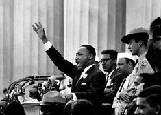 I Have a Dream - Dr. Martin Luther King, Jr. - The March on Washington 1963