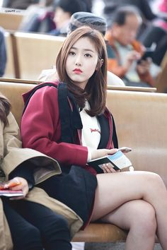GFriend - SinB [ // gorgeous as usual Extended Play, South Korean Girls, Korean Girl Groups, Sinb Gfriend, Cloud Dancer, Fandom, G Friend, Entertainment, Music Photo