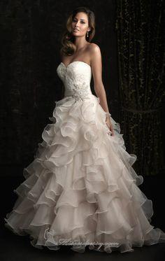 Allure 8955 Dress - MissesDressy.com