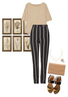 """""""Brown Sugar"""" by nediam ❤ liked on Polyvore featuring Uttermost, Halston Heritage, Topshop, Chie Mihara, Lana, beautiful, brown, polyvoreeditorial and spring2016"""