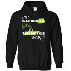 Best gift - (WAXanhChuoi001) Just A Washington Girl In A Tennessee World T-shirt/mug BLACK/NAVY/PINK/WHITE M/L/XL/XXL/3XL/4XL/5XL