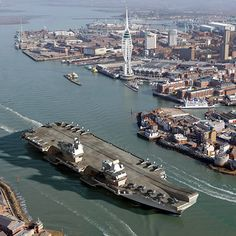 Queen Elizabeth Class Aircraft Carriers