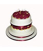 Are you in search of top-quality and affordable Graceful Three-Tier Wedding Cake online? Go for an exciting Graceful Three-Tier Wedding Cake online shopping experience only at FlowerzNCakez. Online Birthday Cake, Birthday Cake Delivery, Birthday Cakes, Buy Cake Online, Order Cakes Online, Romantic Valentines Day Ideas, Online Cake Delivery, Happy Holi, Secret Recipe