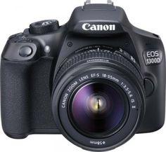 Canon EOS 1300D Kit (EF S18-55 IS II) DSLR Camera