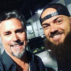 That smile Richard Rawlings, Diesel Brothers, Gas Monkey Garage, Beards, Bountiful Utah, Trucks, Yearning, Man Candy, Monki