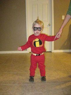 DIY Costume u2013 Jack Jack Incredible | Pinterest | Costumes Halloween costumes and Holidays & DIY Costume u2013 Jack Jack Incredible | Pinterest | Costumes Halloween ...