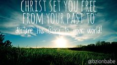 Your past mess is your message for the future only through Christ! #Christlove #thegraceofGod