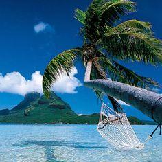 Hammock @ Bora Bora