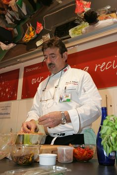 Another BBC Good Food Show in 2004, I can't believe how time has flown. #chefkevinashton #nec #bbc #goodfoodshow #demonstrations