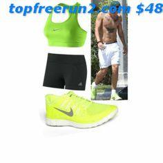 NIKE Free 5.0 Swarovski crystals on Nike swoosh by frees40, $45.00