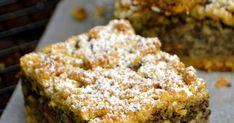 Przepyszny makowiec wg przepisu znanego cukiernika Pawła Małeckiego. Kiedy tylko się z nim zapoznałam ( z przepisem oczywiście, nie z ... Krispie Treats, Rice Krispies, Cookie Desserts, Banana Bread, Food And Drink, Cooking Recipes, Cookies, Baking, Cake