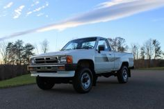 '87 Toyota Pickup...my first truck!!! Thanks dad!