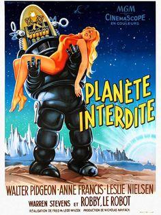 Planète Interdite (Science-fiction analytique)
