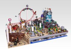 A true Legoland Theme Park: 100% LEGO | The Brothers Brick | LEGO Blog
